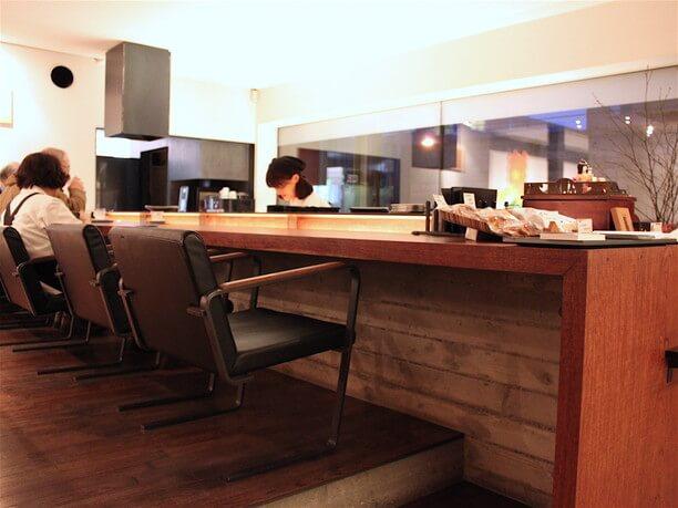 カフェスペース