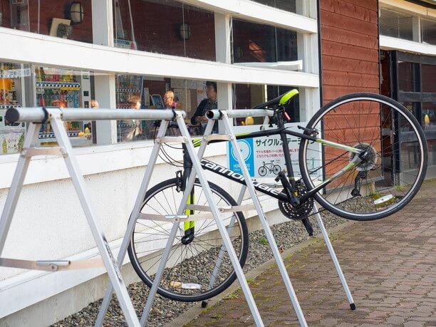 自転車用スタンド