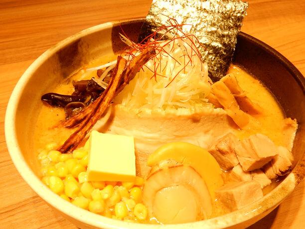 札幌ラーメン「白樺山荘」