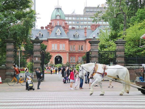 北海道庁旧日本庁舎