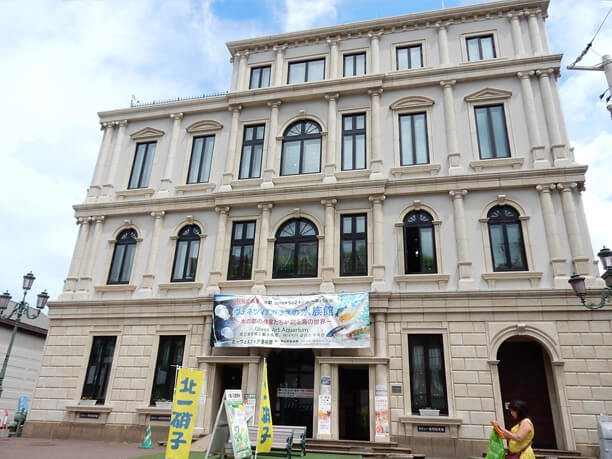 北一ベネツィア美術館