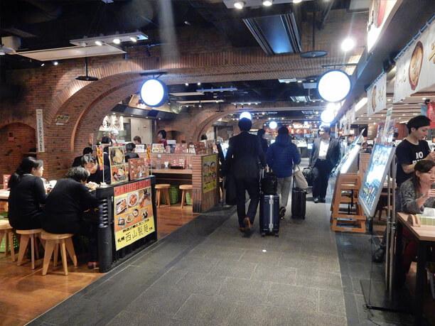 名店ぞろいの北海道ラーメン道場