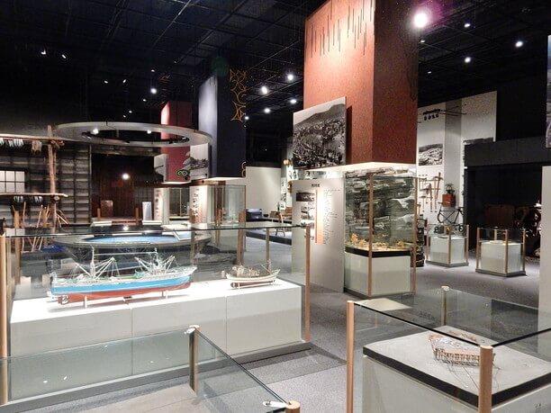 紋別市立博物館
