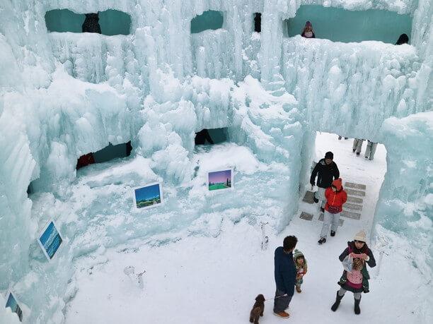 氷の博物館