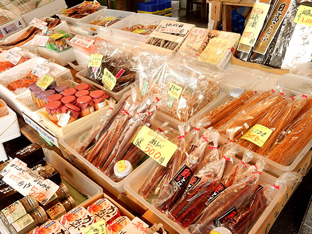 北海道らしい食材