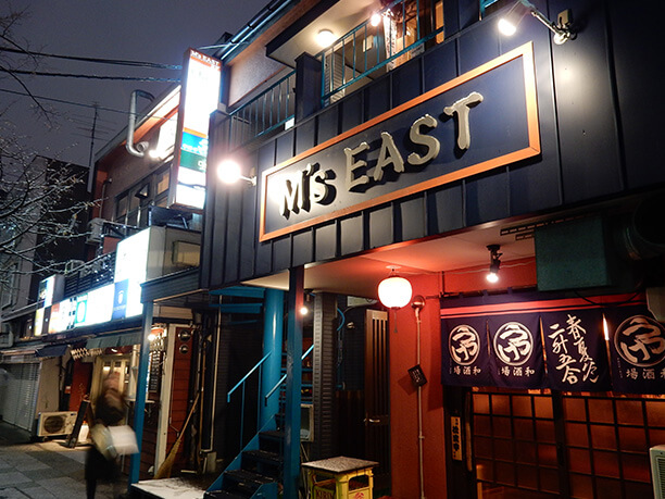 M's EAST
