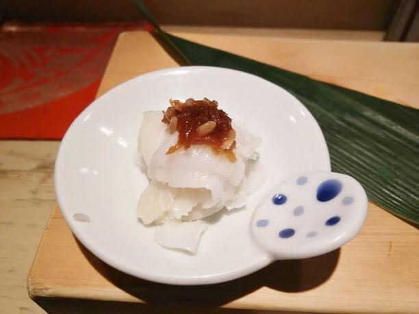 寿司屋のおつまみ