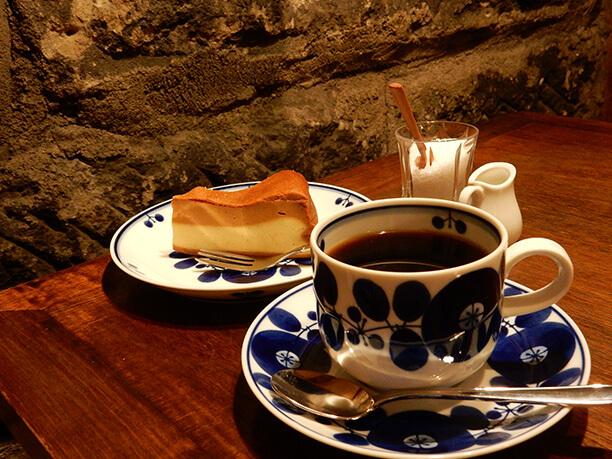 コーヒーと合うスイーツ
