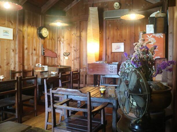 石蔵カフェ「大坂屋」