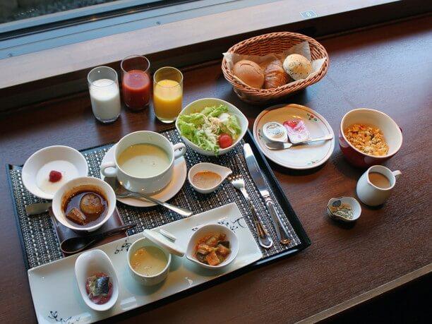 朝食(洋食膳)