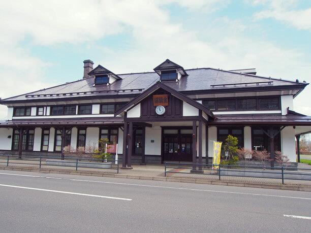 旧室蘭駅舎