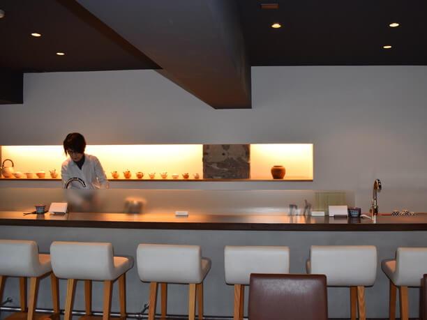 日本茶カフェが「さのわ」