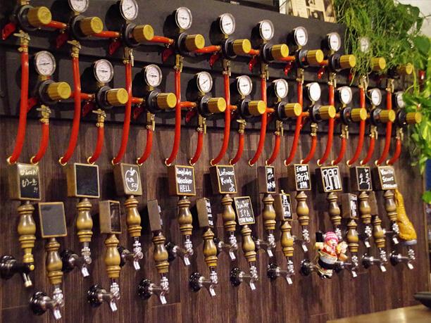 様々な六甲ビール