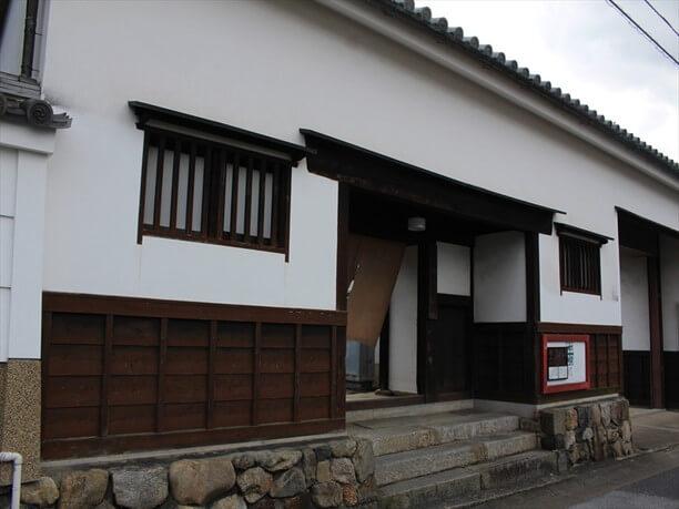 奈良・ならまちにある書院造の邸宅