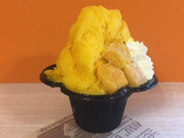 マンゴーの「フレーバーアイス」