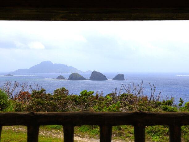 稲崎展望台からの眺め