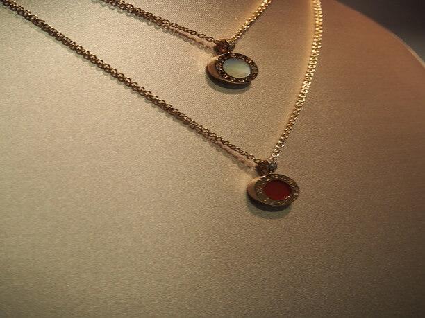 ブルガリのネックレス
