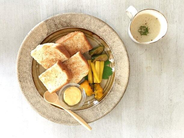 SABORAMI「ゴッホのレシピ」の料理