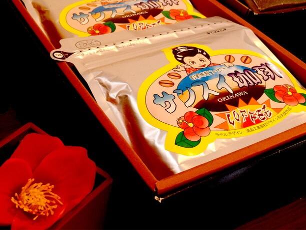 サンスイ珈琲の商品