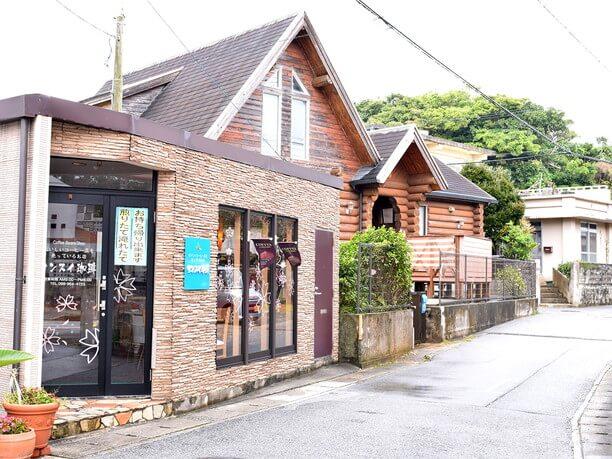 サンスイ珈琲店舗