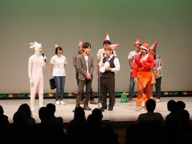 演芸集団FECのお笑い劇場