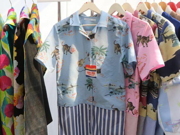 沖縄発のファッション