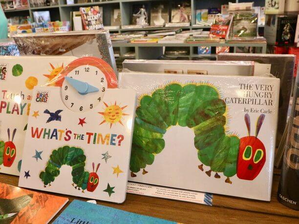 子供向けの絵本や教材