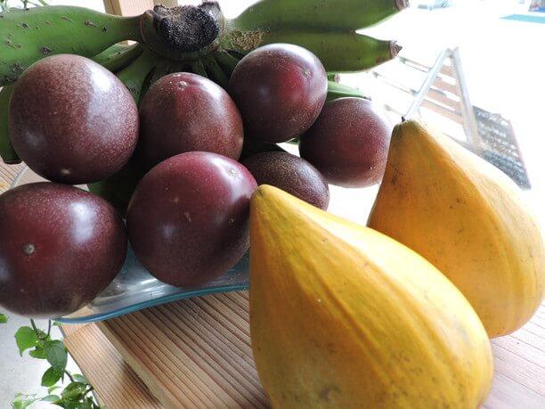 宮古島の旬の果物