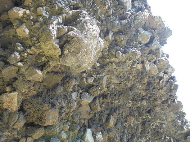 石の集合体