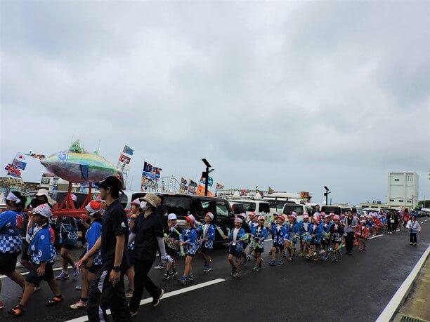 楽しいパレード