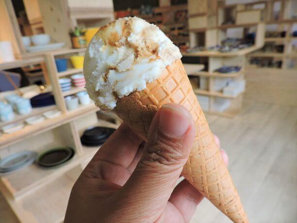 沖縄テイスト溢れるフレーバーがそろったアイスクリーム