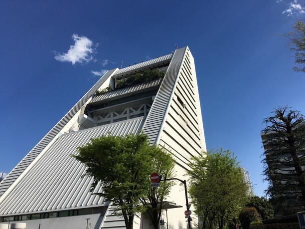 中野のシンボルタワー