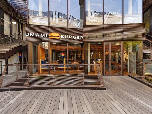 UMAMI BURGER ®外観
