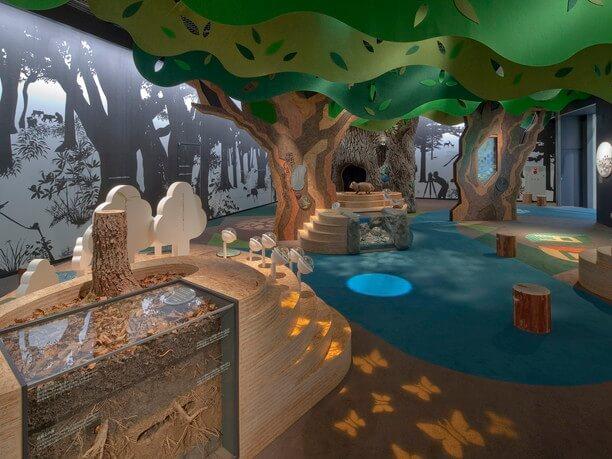 水の実験室