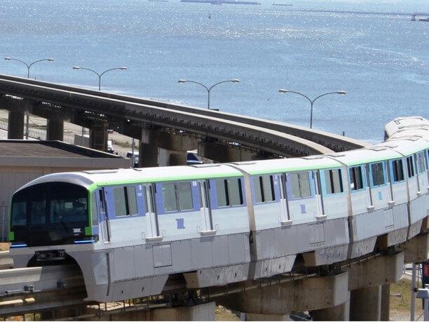 東京モノレール
