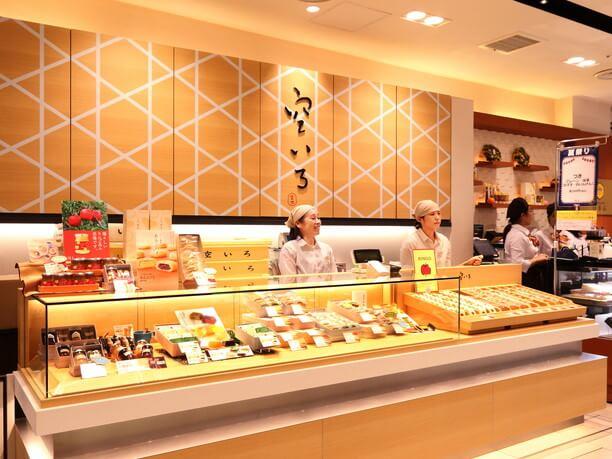和菓子の味をクッキーサンドで楽しめる『空いろ』