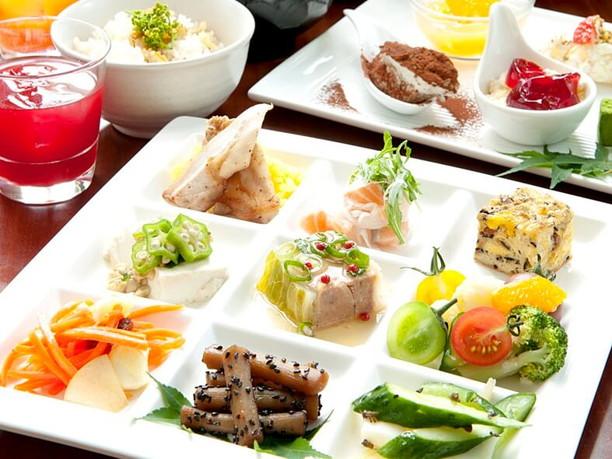 彩り豊かなフレッシュ野菜